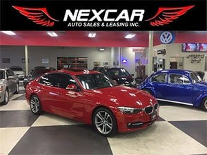 2014 BMW 3 SERIES 320I X DRIVE SPORT+ NAVI PKG AUTO SUNROOF 103K