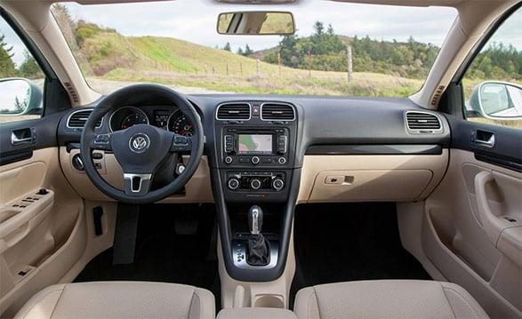 2014 Volkswagen Jetta Interior