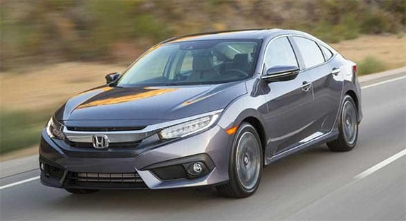 2016 Honda Civic Sale Toronto